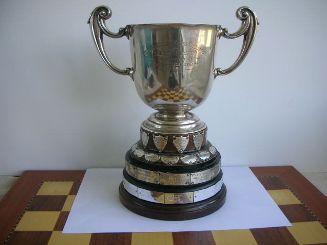 Cleveland Individual Championship Trophy